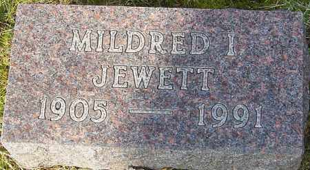 JEWETT, MILDRED I - Franklin County, Ohio | MILDRED I JEWETT - Ohio Gravestone Photos