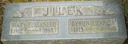 JILEK, MARY ELIZABETH - Franklin County, Ohio | MARY ELIZABETH JILEK - Ohio Gravestone Photos