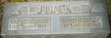 JILEK, MARY ELIZABETH - Franklin County, Ohio | MARY ELIZABETH JILEK - Ohio Gravestone Photos