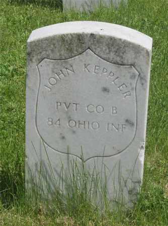 JOHN, KEPPLER - Franklin County, Ohio | KEPPLER JOHN - Ohio Gravestone Photos
