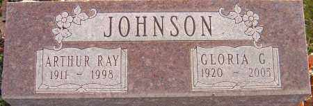JOHNSON, ARTHUR - Franklin County, Ohio | ARTHUR JOHNSON - Ohio Gravestone Photos