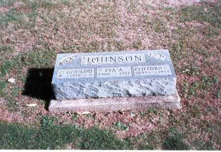 JOHNSON, PEGGY LOU - Franklin County, Ohio | PEGGY LOU JOHNSON - Ohio Gravestone Photos