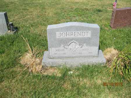 JOHRENDT, SOFIA - Franklin County, Ohio | SOFIA JOHRENDT - Ohio Gravestone Photos