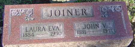 JOINER, LAURA EVA - Franklin County, Ohio | LAURA EVA JOINER - Ohio Gravestone Photos