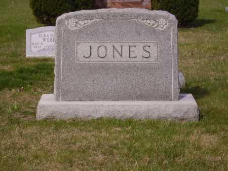 JONES FAMILY, MONUMENT - Franklin County, Ohio   MONUMENT JONES FAMILY - Ohio Gravestone Photos