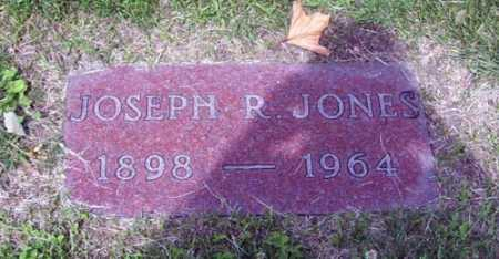 JONES, JOSEPH R. - Franklin County, Ohio | JOSEPH R. JONES - Ohio Gravestone Photos