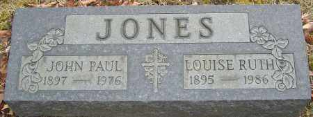 JONES, JOHN PAUL - Franklin County, Ohio | JOHN PAUL JONES - Ohio Gravestone Photos