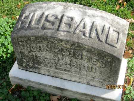 JONES, JOHN J - Franklin County, Ohio | JOHN J JONES - Ohio Gravestone Photos