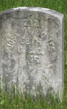 JONES, JOSEPH - Franklin County, Ohio   JOSEPH JONES - Ohio Gravestone Photos