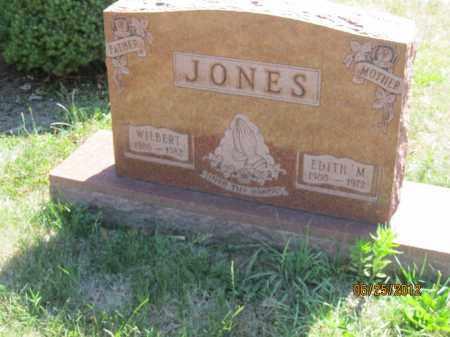 MULHOLLAND JONES, EDITH MAE - Franklin County, Ohio | EDITH MAE MULHOLLAND JONES - Ohio Gravestone Photos
