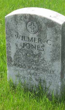 JONES, WILMER C. - Franklin County, Ohio | WILMER C. JONES - Ohio Gravestone Photos