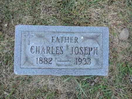 JOSEPH, CHARLES - Franklin County, Ohio | CHARLES JOSEPH - Ohio Gravestone Photos