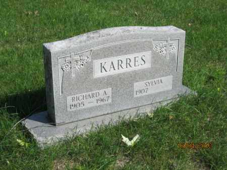 KARRES, RICHARD A - Franklin County, Ohio | RICHARD A KARRES - Ohio Gravestone Photos