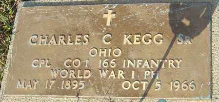 KEGG, CHARLES C - Franklin County, Ohio | CHARLES C KEGG - Ohio Gravestone Photos