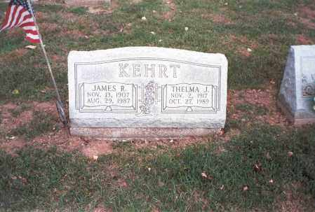 KEHRT, THELMA J. - Franklin County, Ohio | THELMA J. KEHRT - Ohio Gravestone Photos