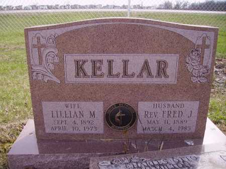 KELLAR, FRED J. - Franklin County, Ohio | FRED J. KELLAR - Ohio Gravestone Photos