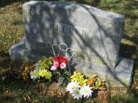 SCHRADER KELLER, CLARA ELIZABETH - Franklin County, Ohio | CLARA ELIZABETH SCHRADER KELLER - Ohio Gravestone Photos