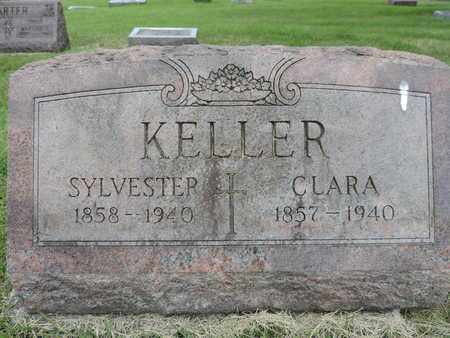 KELLER, CLARA - Franklin County, Ohio | CLARA KELLER - Ohio Gravestone Photos