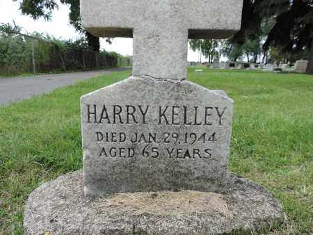 KELLEY, HARRY - Franklin County, Ohio   HARRY KELLEY - Ohio Gravestone Photos
