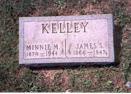 KELLEY, JAMES S. - Franklin County, Ohio | JAMES S. KELLEY - Ohio Gravestone Photos