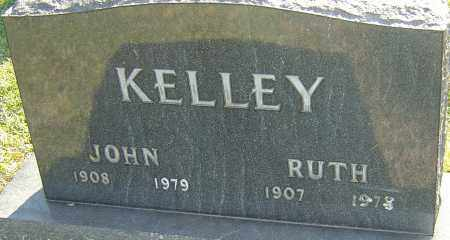 KELLEY, RUTH - Franklin County, Ohio | RUTH KELLEY - Ohio Gravestone Photos