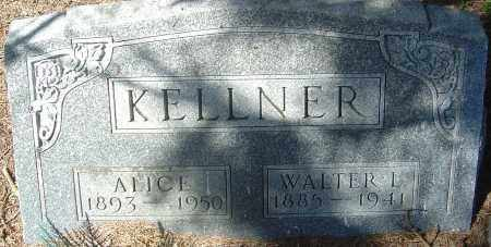 KELLNER, ALICE - Franklin County, Ohio | ALICE KELLNER - Ohio Gravestone Photos