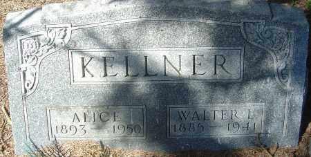 HESSLER KELLNER, ALICE - Franklin County, Ohio | ALICE HESSLER KELLNER - Ohio Gravestone Photos
