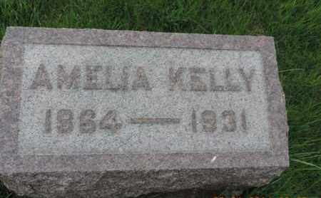KELLY, AMELIA - Franklin County, Ohio | AMELIA KELLY - Ohio Gravestone Photos