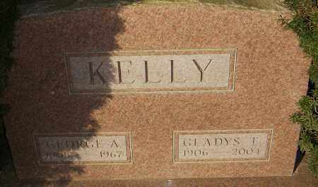 KELLY, GLADYS - Franklin County, Ohio | GLADYS KELLY - Ohio Gravestone Photos