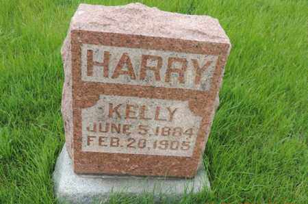 KELLY, HARRY - Franklin County, Ohio | HARRY KELLY - Ohio Gravestone Photos