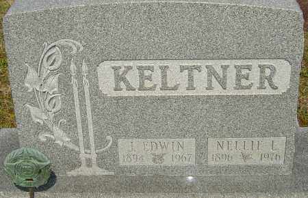 KELTNER, J EDWIN - Franklin County, Ohio | J EDWIN KELTNER - Ohio Gravestone Photos