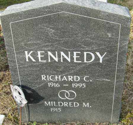 KENNEDY, RICHARD C - Franklin County, Ohio | RICHARD C KENNEDY - Ohio Gravestone Photos