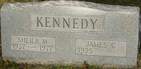 KENNEDY, SHEILA M - Franklin County, Ohio | SHEILA M KENNEDY - Ohio Gravestone Photos