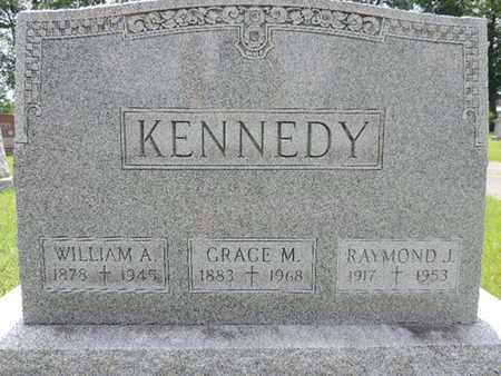 KENNEDY, WILLIAM A. - Franklin County, Ohio | WILLIAM A. KENNEDY - Ohio Gravestone Photos
