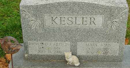 KESLER, MARY JOAN - Franklin County, Ohio | MARY JOAN KESLER - Ohio Gravestone Photos