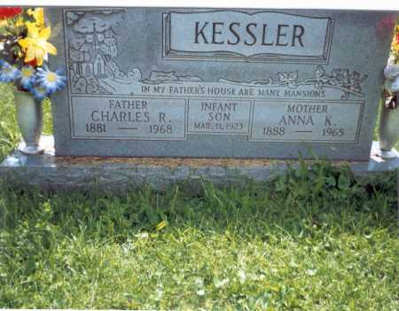 KESSLER, INFANT SON - Franklin County, Ohio | INFANT SON KESSLER - Ohio Gravestone Photos