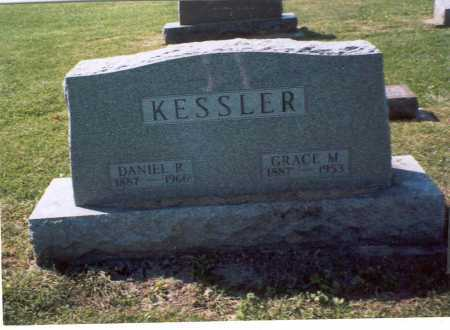 DONALDSON KESSLER, GRACE M. - Franklin County, Ohio | GRACE M. DONALDSON KESSLER - Ohio Gravestone Photos