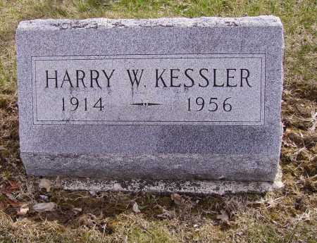 KESSLER, HARRY W. - Franklin County, Ohio | HARRY W. KESSLER - Ohio Gravestone Photos