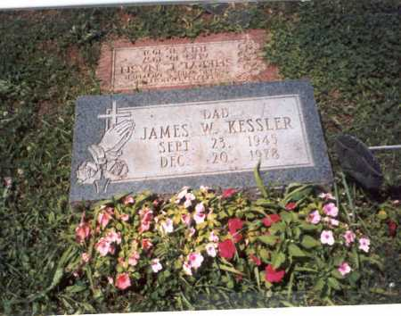 KESSLER, JAMES W. - Franklin County, Ohio | JAMES W. KESSLER - Ohio Gravestone Photos