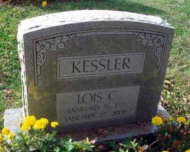 KESSLER, LOIS C. - Franklin County, Ohio | LOIS C. KESSLER - Ohio Gravestone Photos