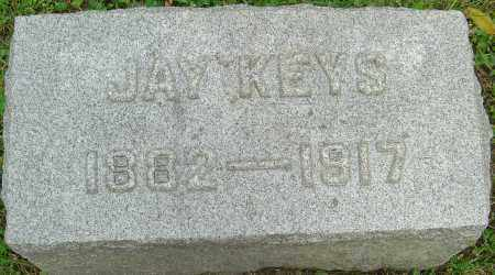 KEYS, JAY - Franklin County, Ohio | JAY KEYS - Ohio Gravestone Photos