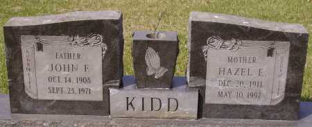 KIDD, JOHN - Franklin County, Ohio | JOHN KIDD - Ohio Gravestone Photos
