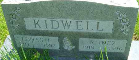 KIDWELL, REBA INEZ - Franklin County, Ohio | REBA INEZ KIDWELL - Ohio Gravestone Photos