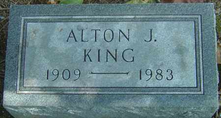 KING, ALTON J - Franklin County, Ohio | ALTON J KING - Ohio Gravestone Photos