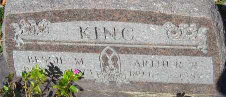 JENNINGS KING, BESSIE - Franklin County, Ohio | BESSIE JENNINGS KING - Ohio Gravestone Photos