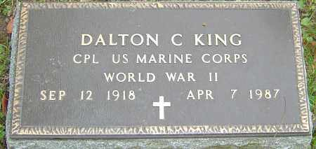 KING, DALTON - Franklin County, Ohio | DALTON KING - Ohio Gravestone Photos