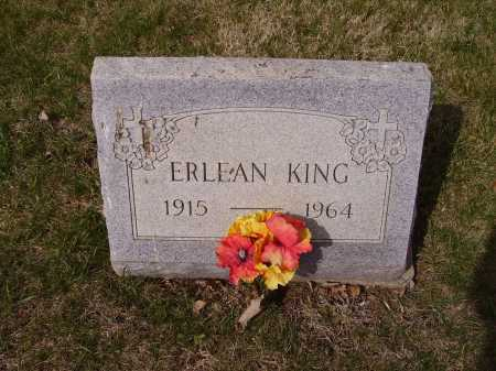 KING, ERLEAN - Franklin County, Ohio | ERLEAN KING - Ohio Gravestone Photos