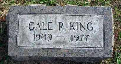 KING, GALE R. - Franklin County, Ohio | GALE R. KING - Ohio Gravestone Photos