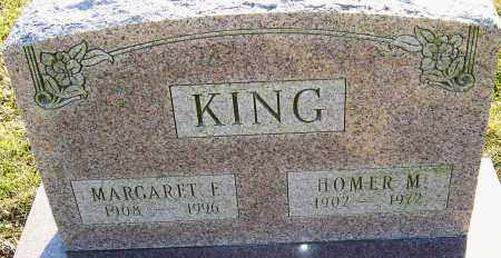 KING, MARGARET E - Franklin County, Ohio | MARGARET E KING - Ohio Gravestone Photos