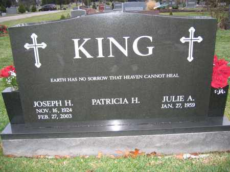 KING, PATRICIA - Franklin County, Ohio | PATRICIA KING - Ohio Gravestone Photos